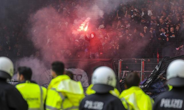 Hamburger SV - Borussia Moenchengladbach