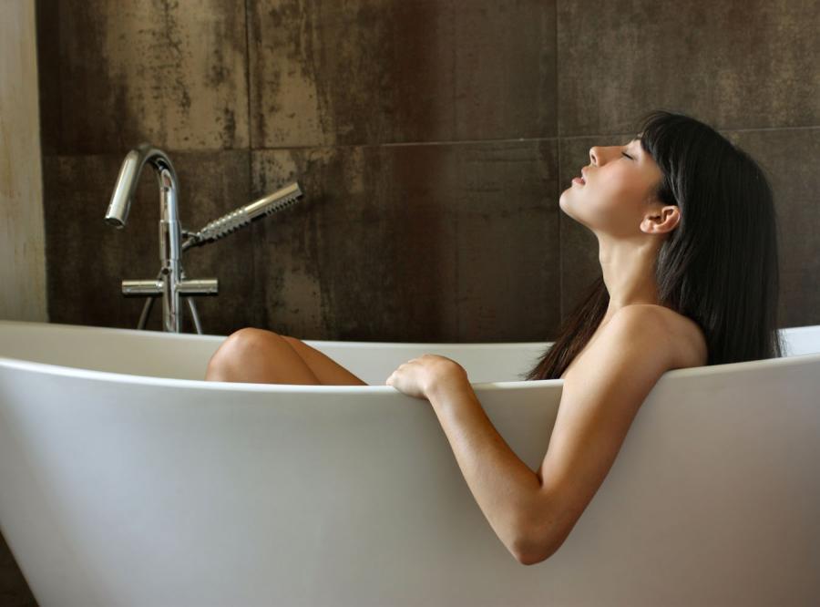 W-SPA-niała kąpiel we własnej wannie