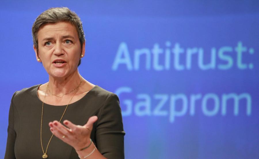 komisarz Margrethe Vestage