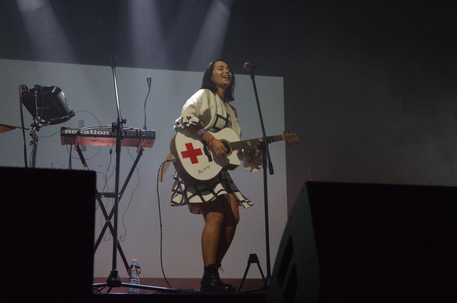 Mery Spolsky na Orange Warsaw Festival. 2 czerwca 2018