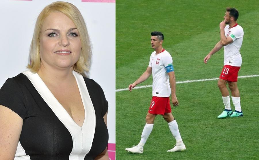 Katarzyna Bosacka, polska reprezentacja
