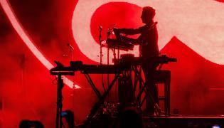 Massive Attack wystąpili a Wegrzech w sobotę, 23 czerwca.
