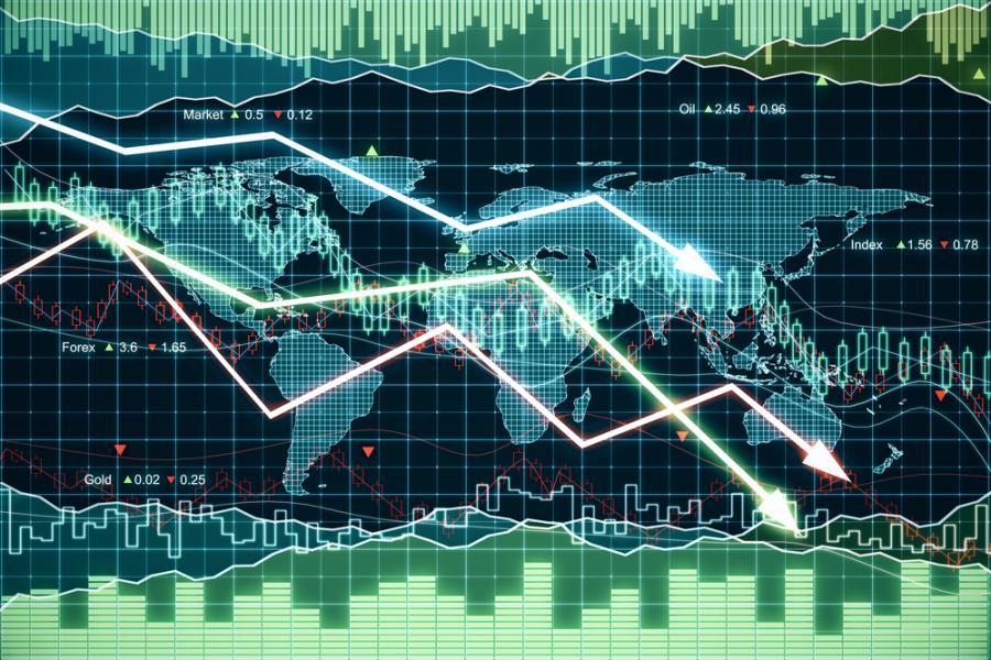 gospodarka kryzys