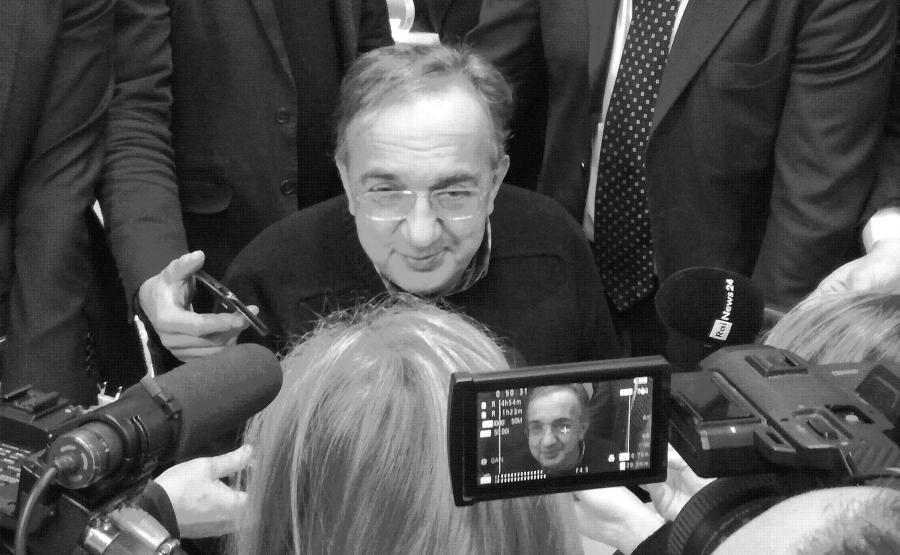 Sergio Marchionne zmarł w wieku 66 lat