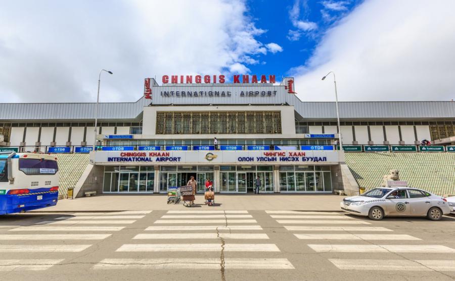 Lotnisko w Ułan Bator