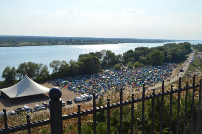 W Polish Hip-Hop Festival ucestniczyło ponad 14 tysięcy fanów gatunku.