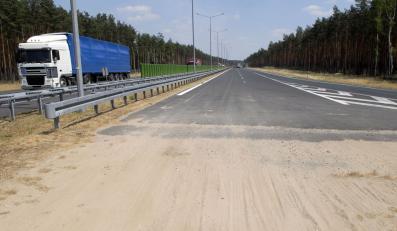 Cios w rządowe plany. Autostrady na Ukrainę nie będzie na czas