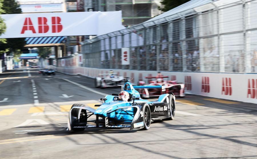 Seria wyścigowa ABB FIA Formula E Championship zdobywa coraz więcej fanów