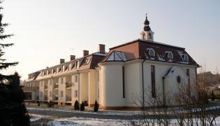 Siedziba Towarzystwa Chrystusowego dla Polonii Zagranicznej w Puszczykowie
