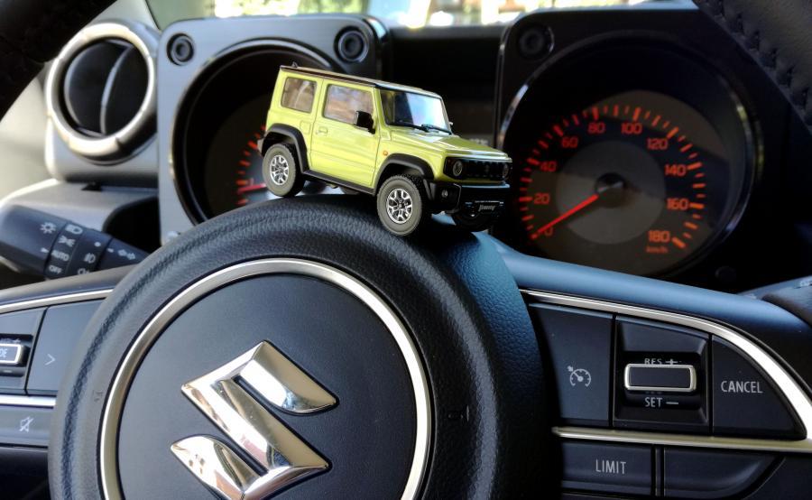 Suzuki Jimny - najciekawsza premiera japońskiej marki w 2019 roku