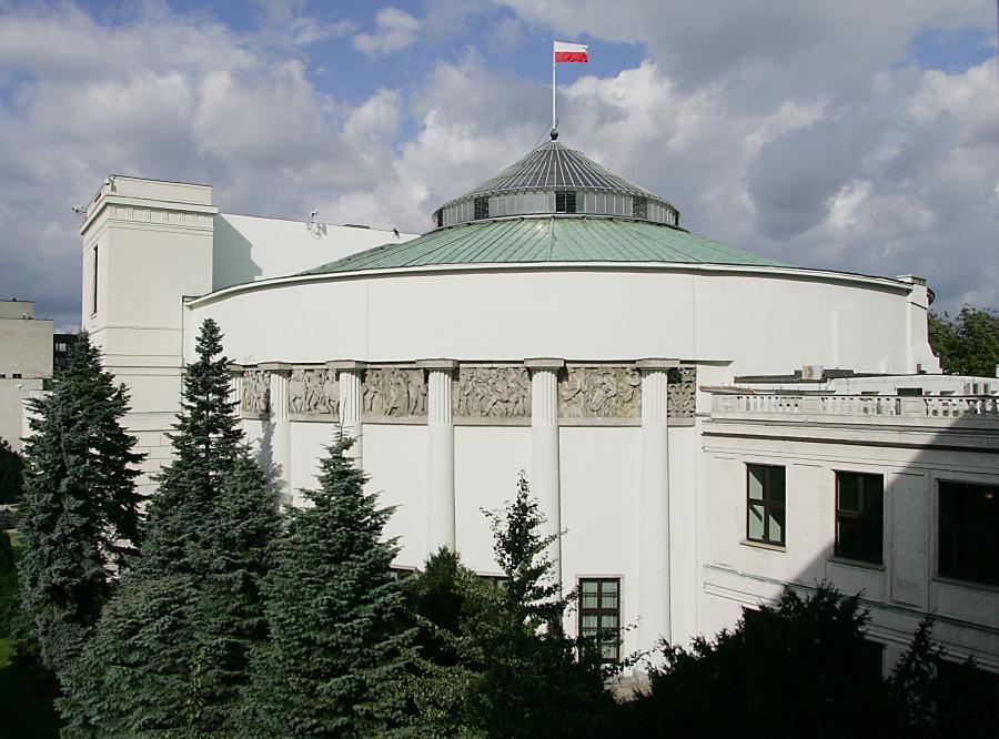 Pod Sejmem przydałby się nowy parking