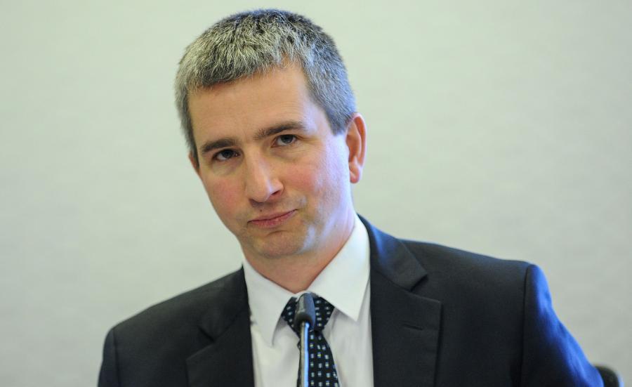 Były minister finansów Mateusz Szczurek