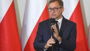 Prezes IPN Jarosław Szarek