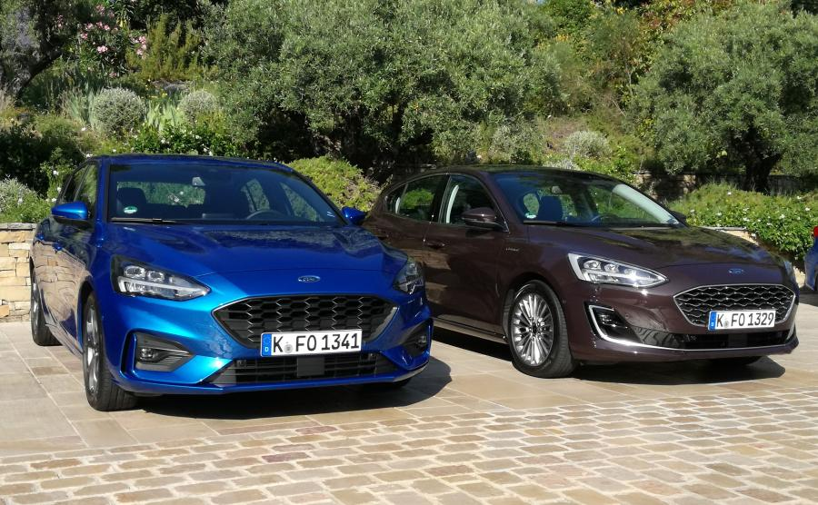 Ford Focus ST-Line i Vignale