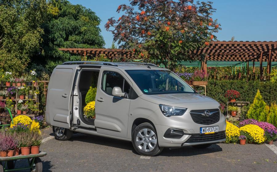 Nowy Opel Combo Cargo zdobył tytuł International Van of the Year 2019