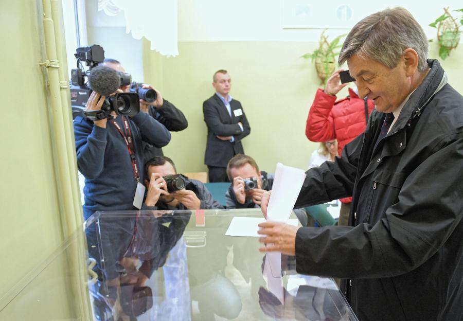 Wybory samorządowe 2018. Marek Kuchciński