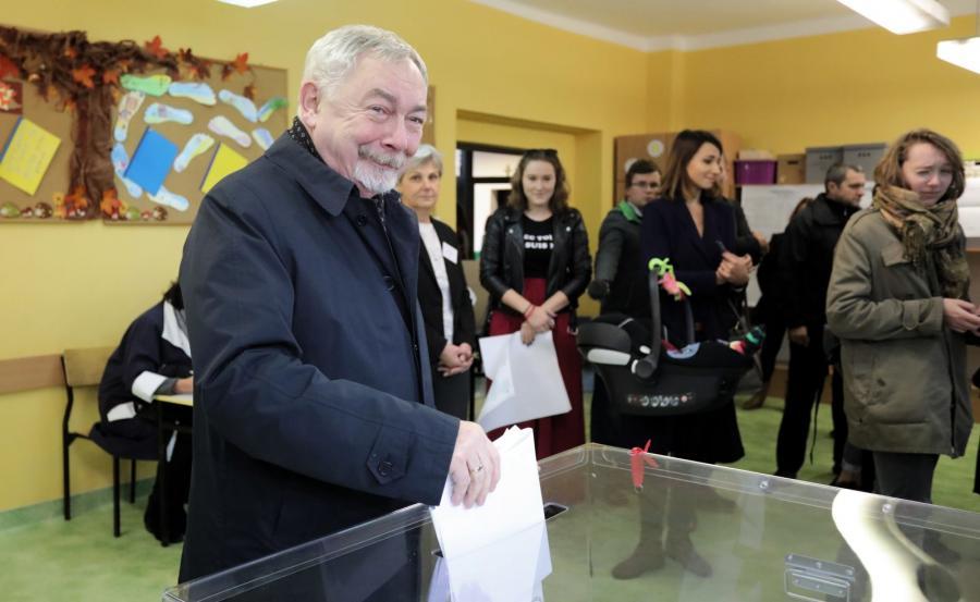 Wybory samorządowe 2018. Jacek Majchrowski