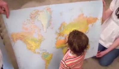 Zobacz najmądrzejszą 2-latkę na świecie