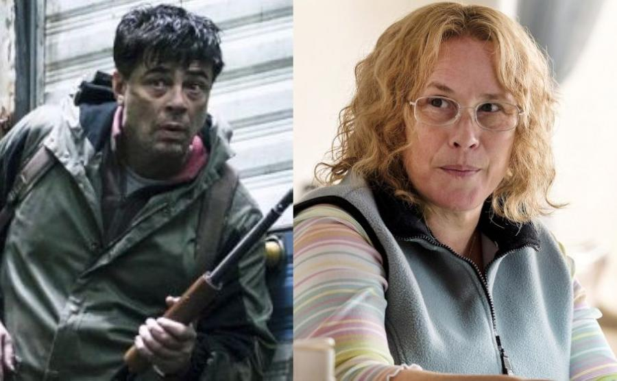 Benicio Del Toro i Patricia Arquette w serialu \