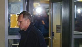 Leszek Czarnecki w prokuraturze