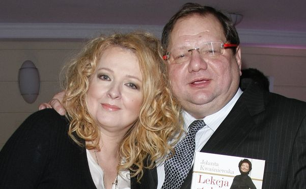 Magda Gessler, Ryszard Kalisz