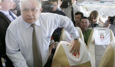 Czy prezydent, lecąc do Chorwacji, był w niebezpieczeństwie?