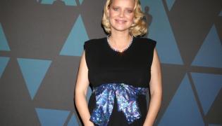 Joanna Kulig w ciąży w Hollywood