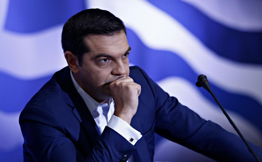 Alexis Cipras, premier Grecji