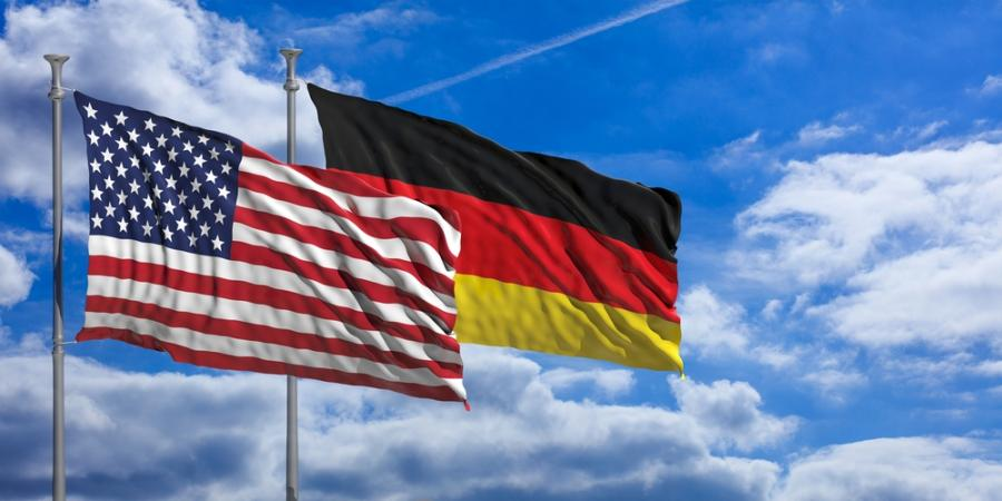 USA Niemcy