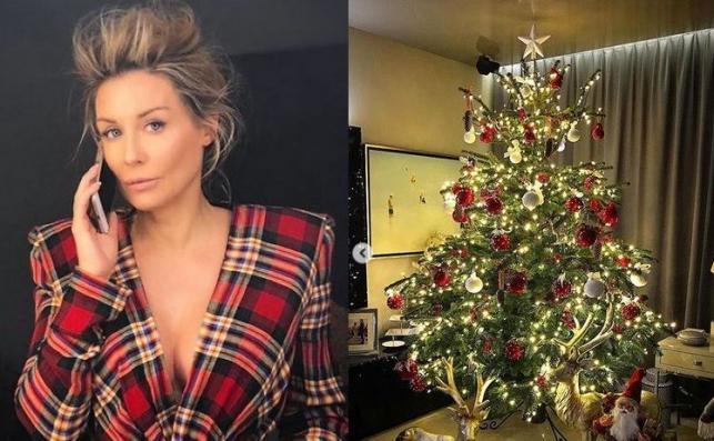 Małgorzata Rozenek-Majdan i jej świąteczne dekoracje