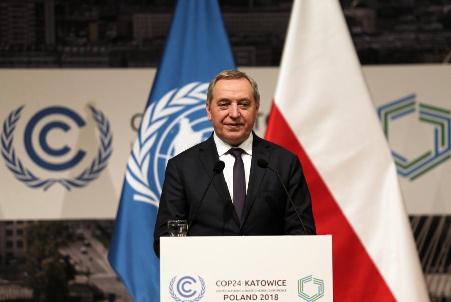 Henryk Kowalczyk COP24 posdumowanie