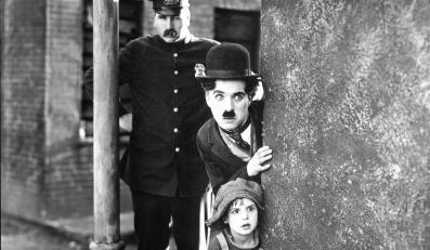 """""""Brzdąc"""" Chaplina znów w kinach"""