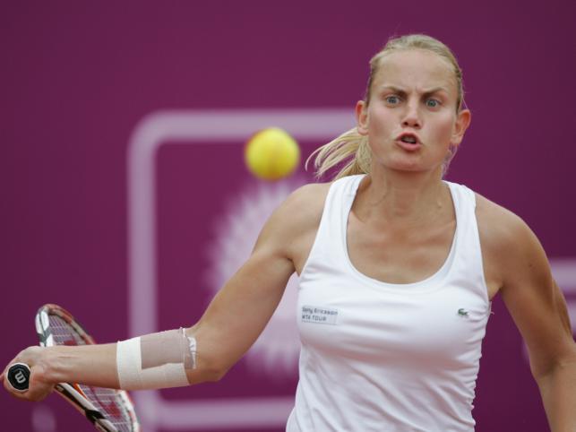 W Warszawie trwa międzynarodowy turniej tenisa kobiecego Warsaw Open 2009