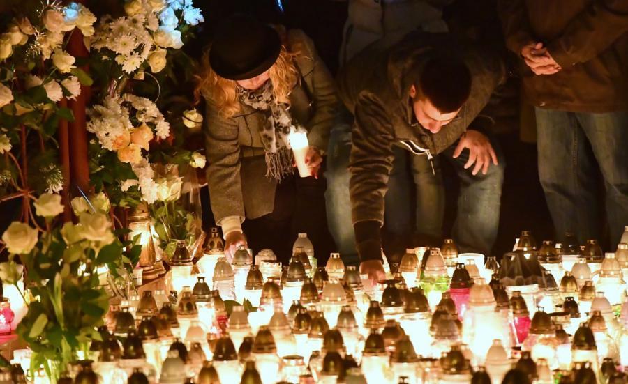 Żałoba w Koszalinie