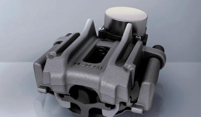 APB-M (Automated Parking Brake - Motor on Caliper) to wynalazek ludzi z Boscha