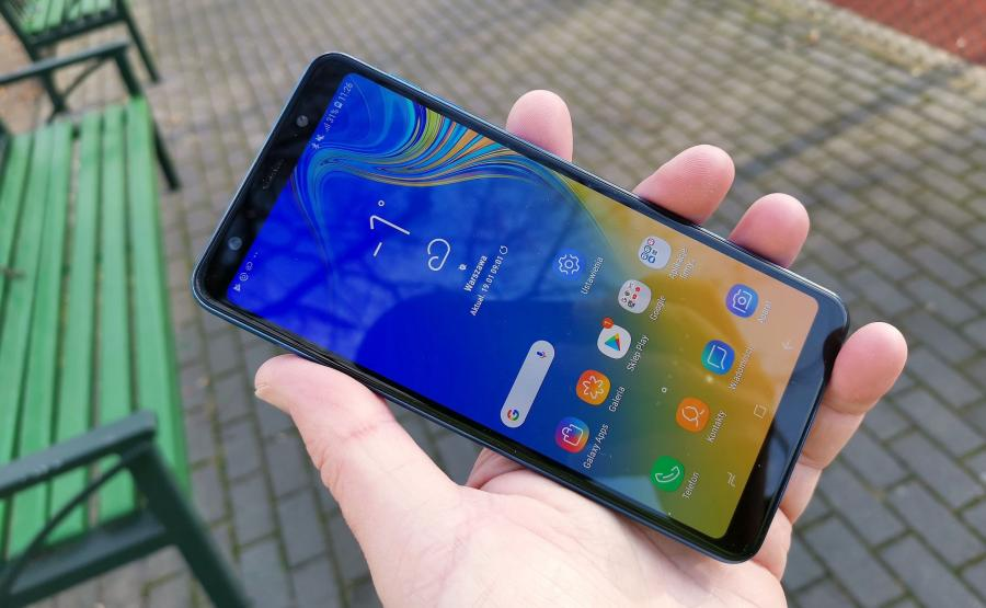 Samsung Galaxy A7, czyli trzeba wiedzieć, co się kupuje