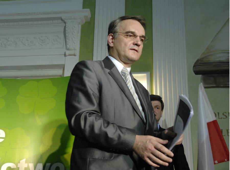 Polacy o wicepremierze: Pawlak do dymisji
