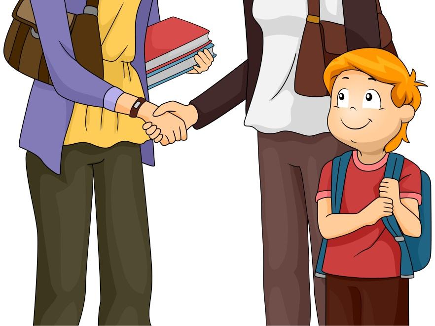 Spotkanie w szkole