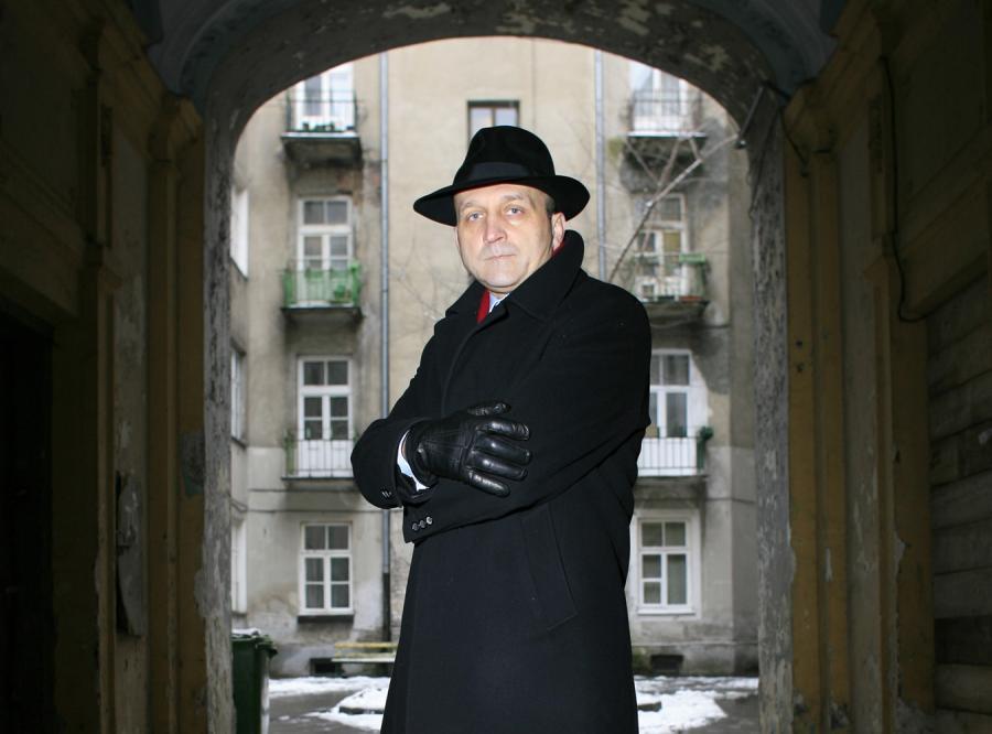 Kazmierz Marcinkiewicz pilnie poszukiwany