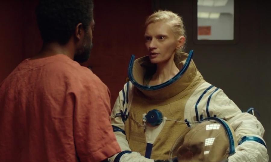 Agata Buek w filmie \