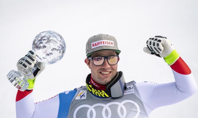 Beat Feuz wygrywa Alpejski Puchar Świata. Szwajcar z Kryształową Kulą za zjazd
