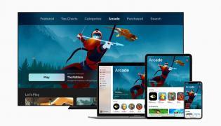 Nowe usługi Apple