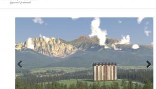 Zakopane Mountain Resort/screen ze strony dewelopera