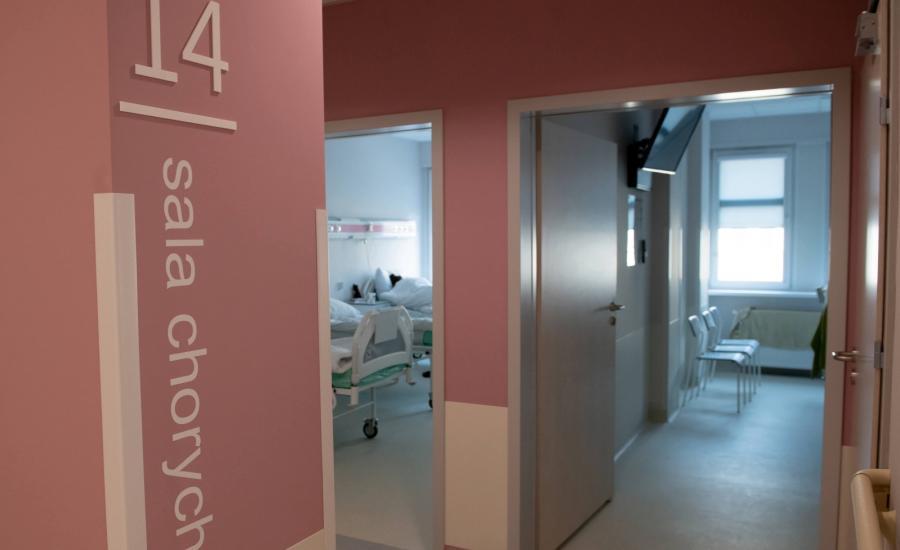 Łódź. Remont i nowoczesne wyposażenie w klinikach onkologicznych