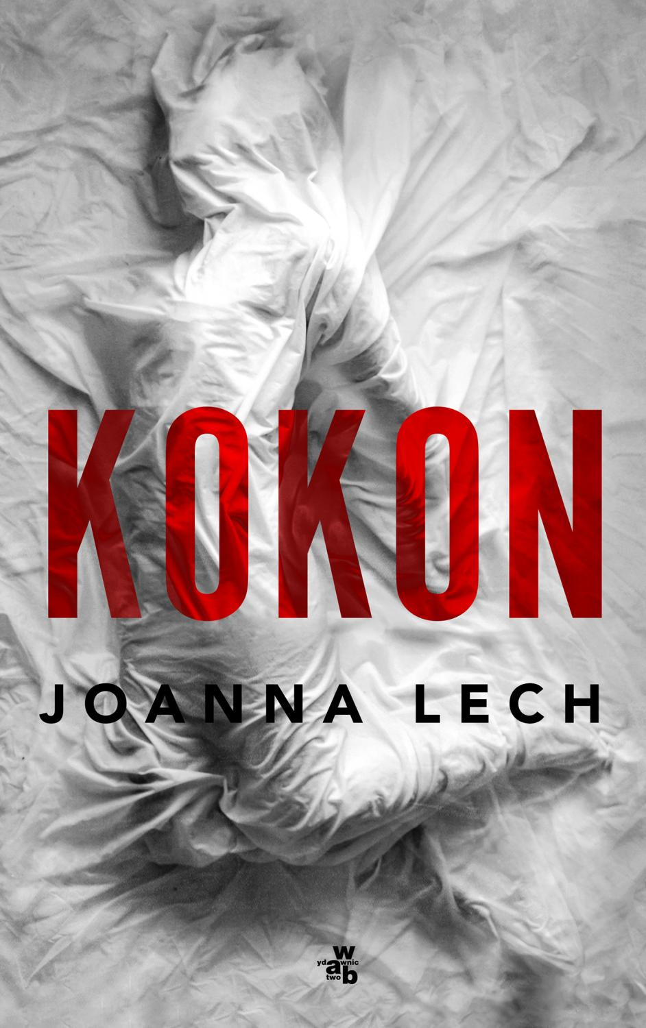 okładka książki Joanny Lech \