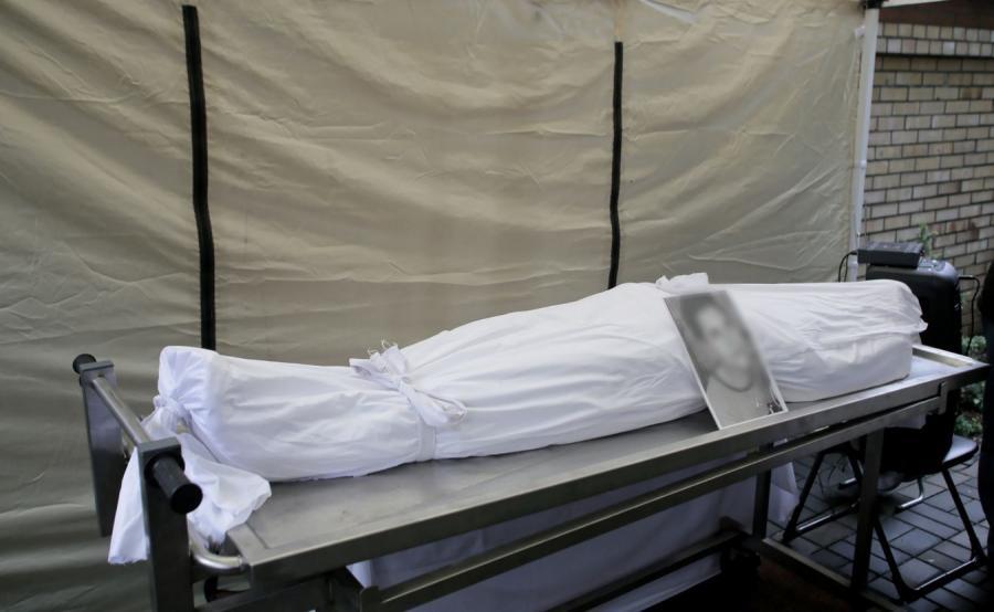 Uroczystości pogrzebowe 16-letniego Kuby na Muzułmańskim Cmentarzu Tatarskim w Warszawie