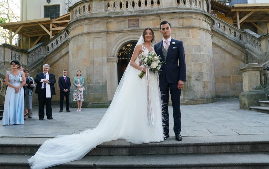 Maciej Kot poślubił Agnieszkę Lewkowicz