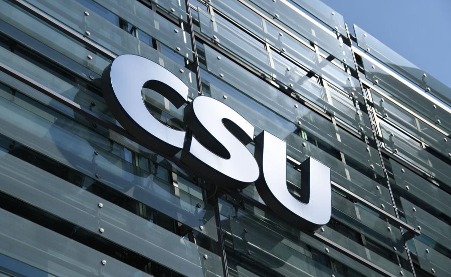 Siedziba CSU