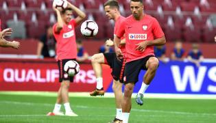 Zawodnik piłkarskiej reprezentacji Polski Thiago Cionek