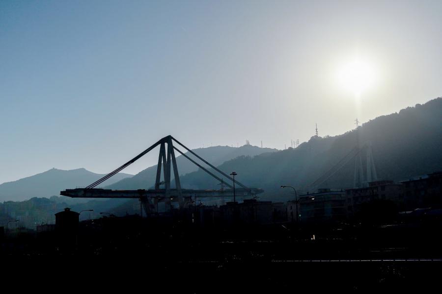Most Morandi w Genui
